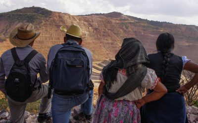 Call to action: Write to Equinox Gold to Support Community's Closure of Los Filos Mine in Mexico