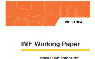 Finance, Growth, and Inequality
